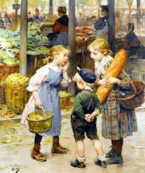 Henry Jules Jean Geoffroy    (1853-1924)