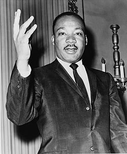 Hommage à Martin Luther King (1929-1968)