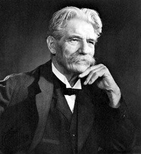 Hommage à Albert Schweitzer   (1875-1965) Prix Nobel de la Paix en 1952
