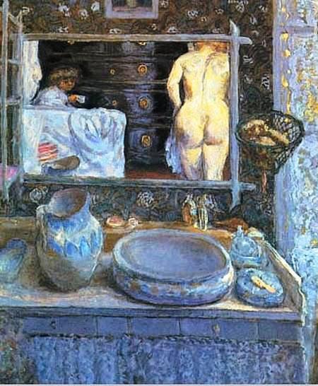 Pierre Bonnard    (1867-1947)      -      Je me souviens....