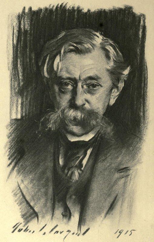 Un peu de poésie avec... Emile Verhaeren    (1855-1916)