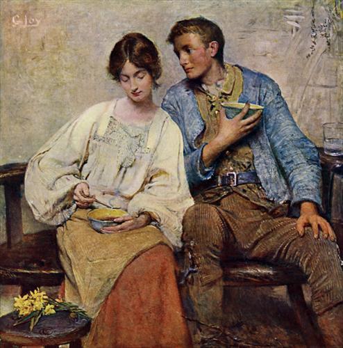George William Joy     (1844-1925)