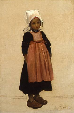 Jules Breton     (1er mai 1827-1906)