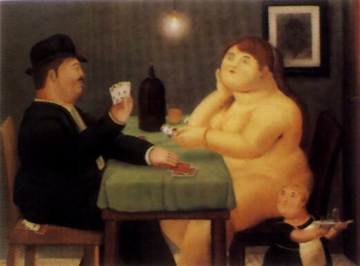 Joueurs de cartes