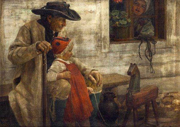 Mon coup de coeur du jour........ Jaroslav Spillar     (1869-1917)
