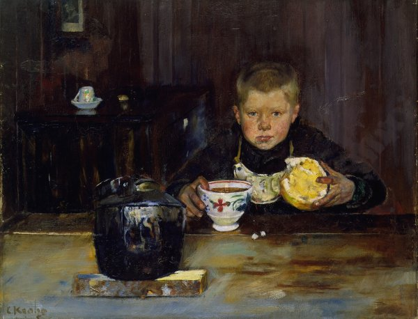Christian Krohg    (1852-1925)