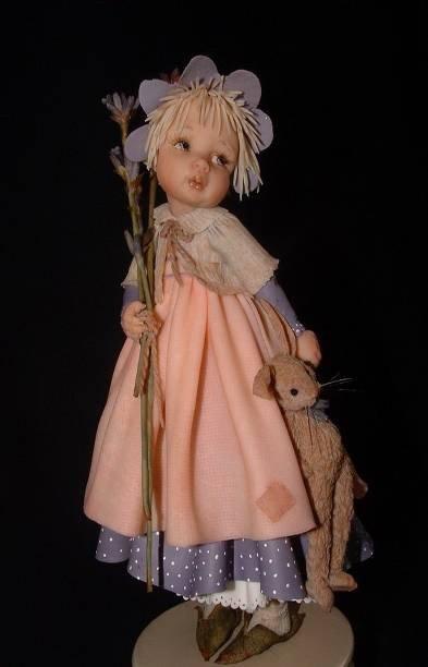 Il n'y a pas d'âge pour aimer les poupées...
