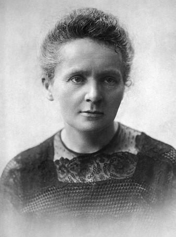 Journée Internationale de la Femme   -   Hommage à Marie Curie   (1867-1934)