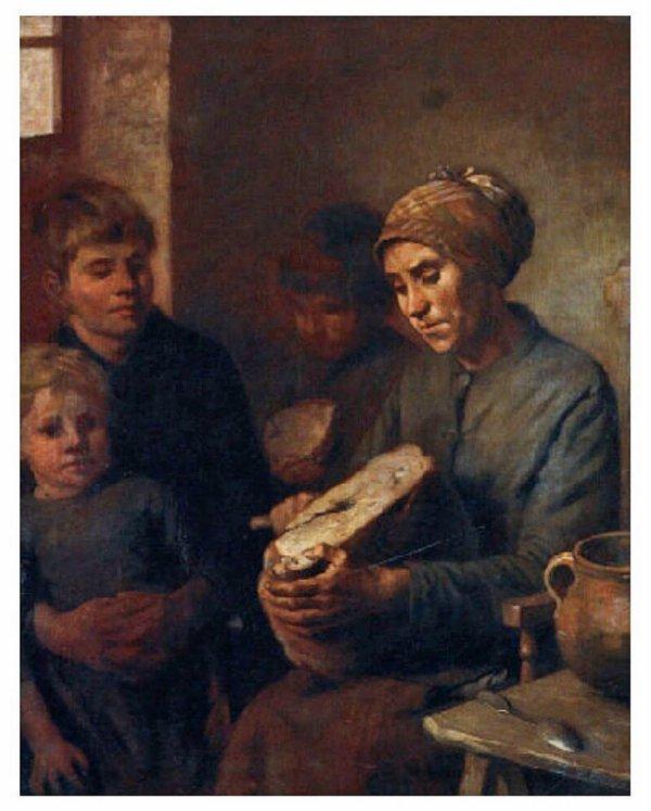 Le pain en peinture