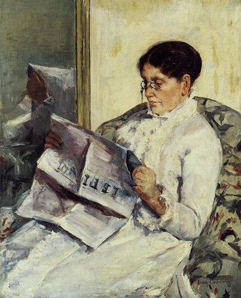 Hommage à Mary Cassat née le 22 mai 1844   (1844-1926)