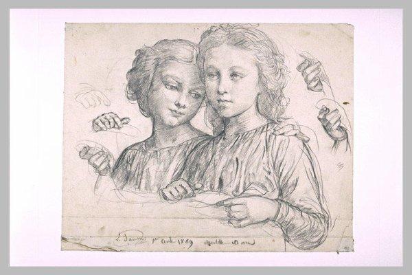 Hommage à Louis Janmot né le 21 mai 1814   (1814-1892)