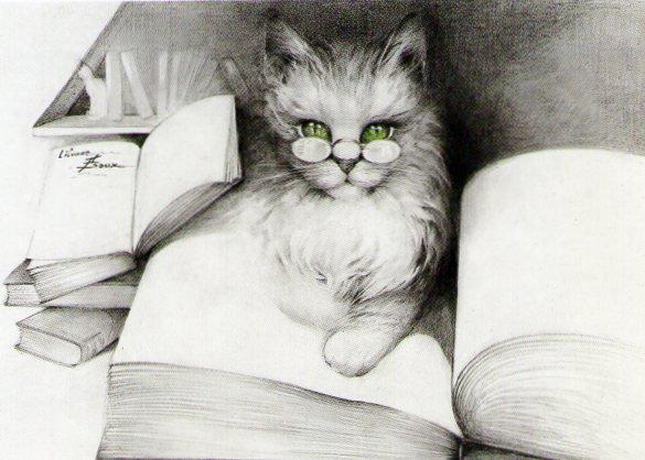 Citations du jour ....sur les chats