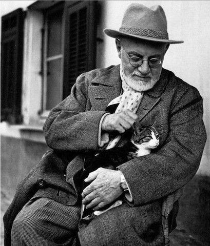 Hommage à Henri Matisse  né le 31 décembre 1869  (1869-1954)