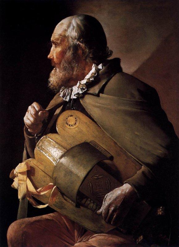 Hommage à Georges de la Tour disparu le 30 janvier 1652   (1593-1652)