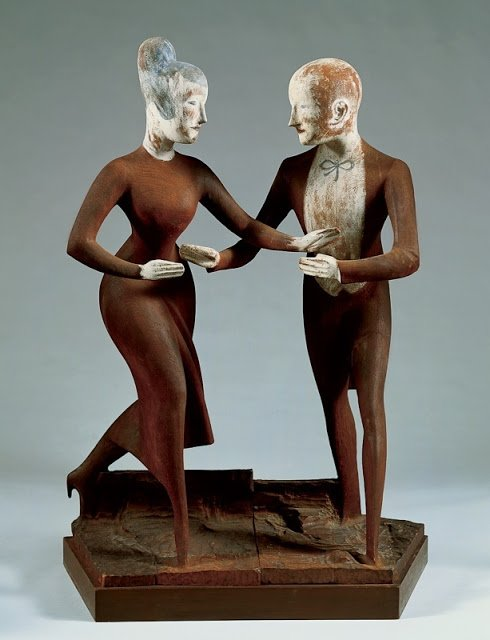 Elie Nadelman   (1882-1946)  Sculpteur