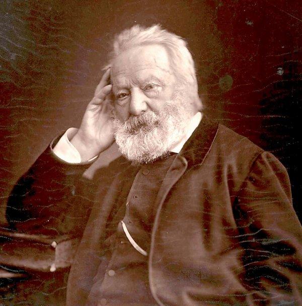Hommage à Victor Hugo   (1802-1885)