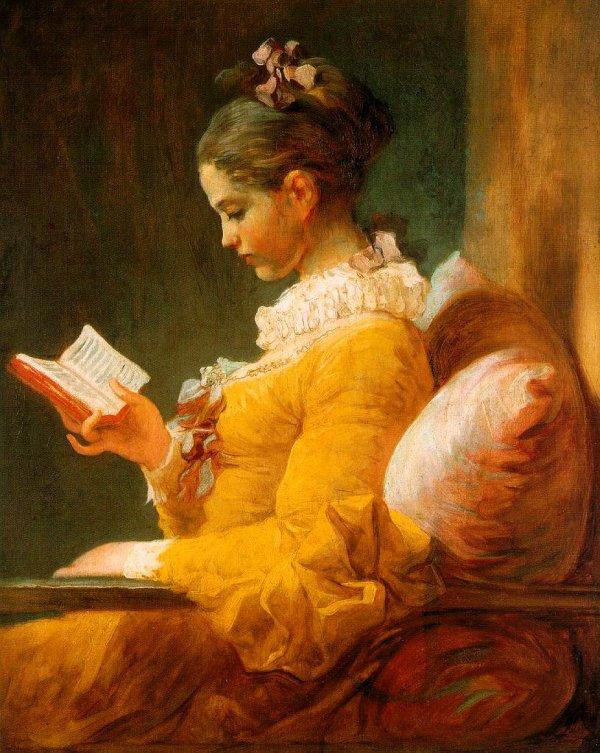 Jean-Honoré Fragonard      (1732-1806)   né le 5 avril 1732