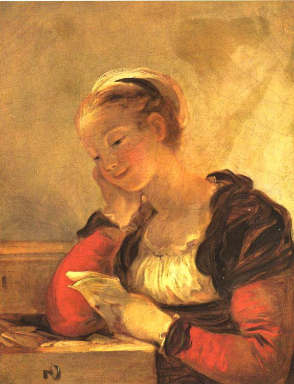 Jean-Honoré Fragonard      (1732-1806)   né le 5 avril 1732