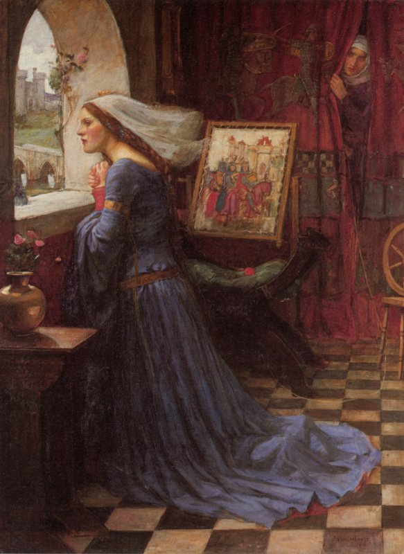 John William Waterhouse   né le 6 avril 1849   (1849-1917)