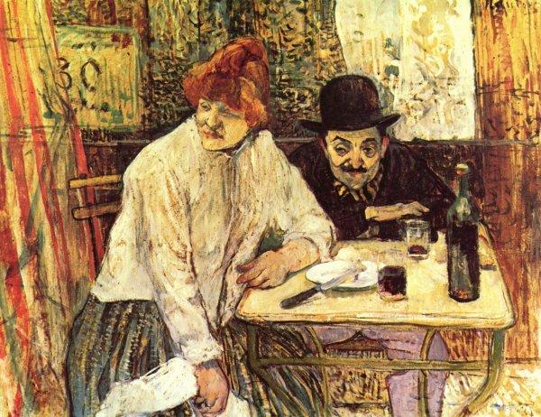 Henri de Toulouse Lautrec   (1864-1901)