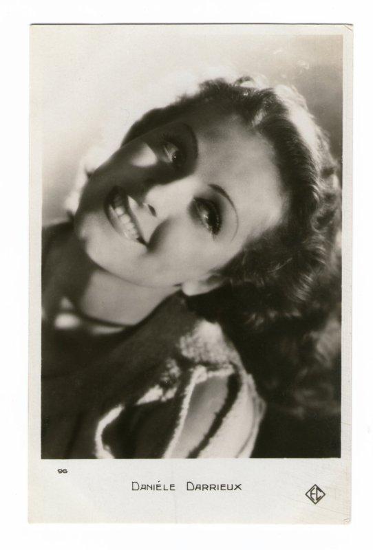 """Extrait de ma collection de cartes postales  """"Cinéma - Théâtre - Chanson"""""""
