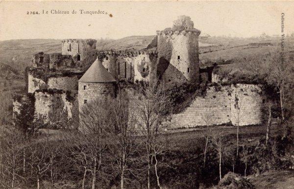 """Extrait de ma collection de cartes postales """"Architecture"""" Châteaux"""
