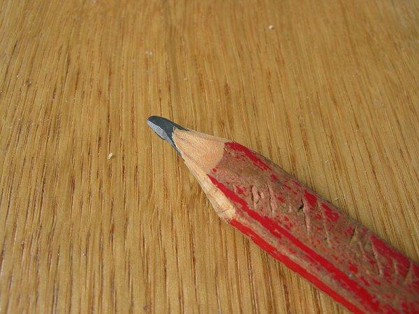 Des crayons,... des crayons,.... et encore des crayons...