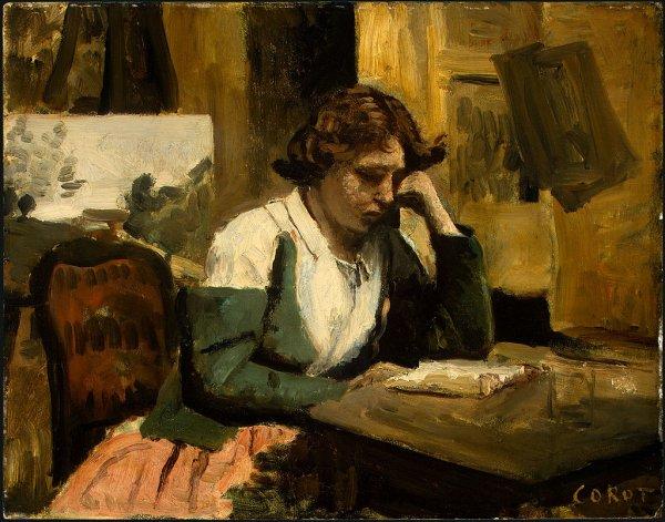 Jean-Baptiste-Camille Corot     (1796-1875)
