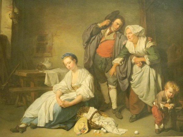 Jean-Baptiste Greuze   (1825-1805)