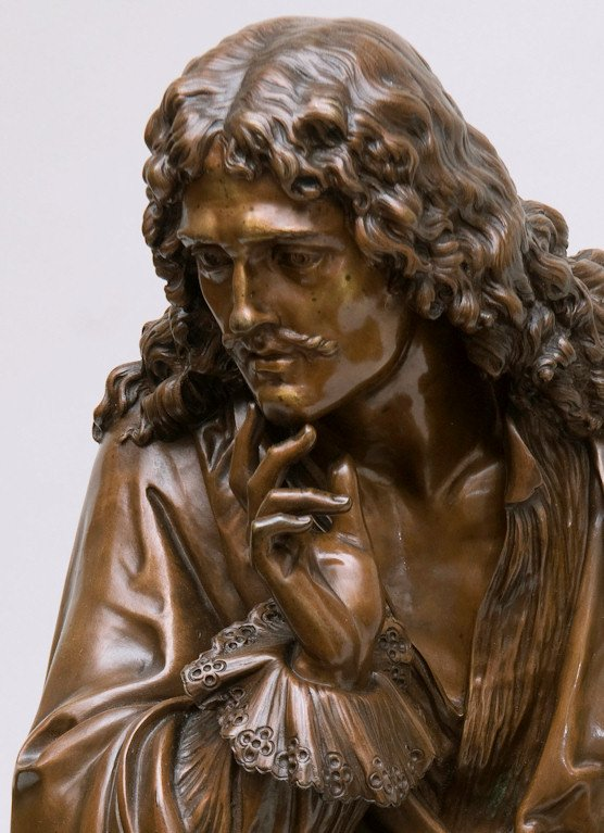 Jean-Baptiste Poquelin  (Molière)   1622-1673