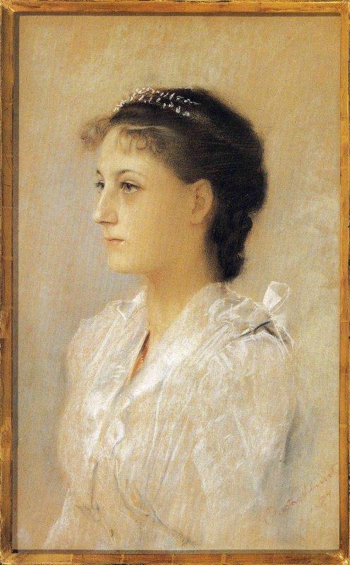 Hommage à Gustav Klimt né le 14 juillet 1918    (1862-1918)