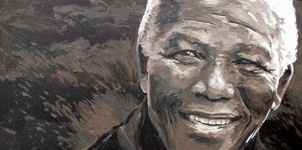 Hommage à Nelson Mandela né le 18 juillet 1918   (1918-2013)