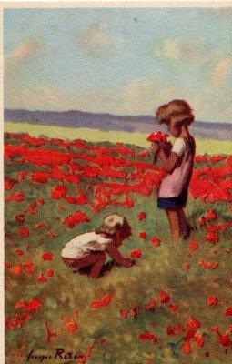 """Extrait de ma collection de cartes postales anciennes """"Enfance"""" (suite et fin)"""