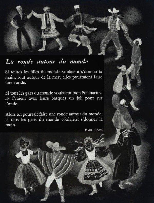 Un peu de poésie avec Paul Fort  (1872-1960)