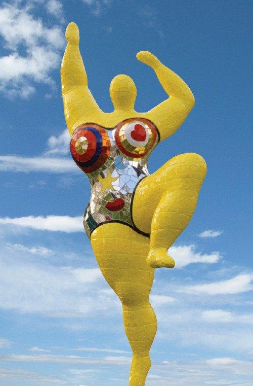 Niki de Saint Phalle  (1930 - 2002) au Grand Palais du 17 septembre 2014 au 02 février 2015
