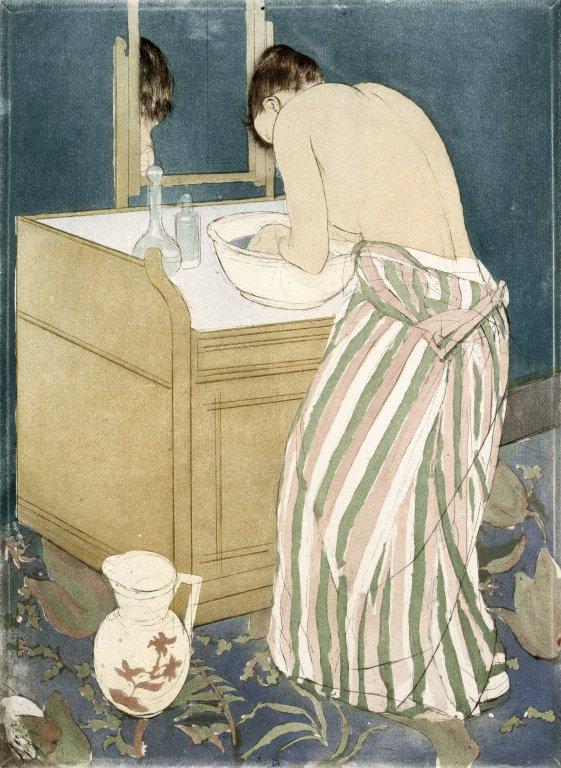Faire sa toilette = procéder aux soins de propreté du corps