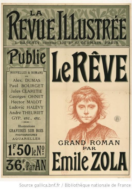 Le Rêve de Zola