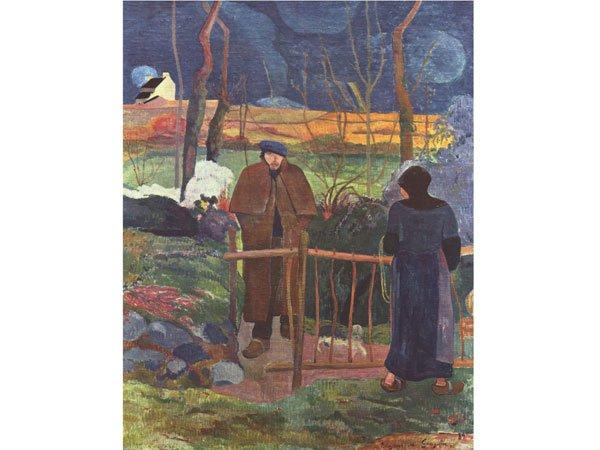 Hommage à Paul Gauguin né le 7 juin 1848   (1848-1903)