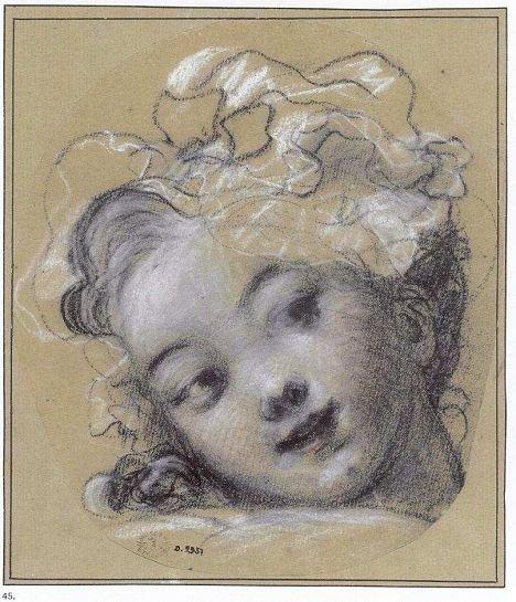 Hommage à Jean-Honoré Fragonard né le 5 avril 1732   (1732-1806)