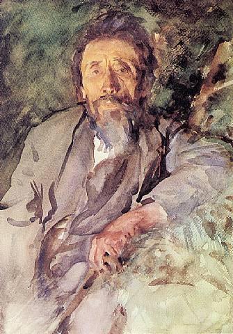 John Singer Sargent mort le 14 avril 1925   (1856-1925)
