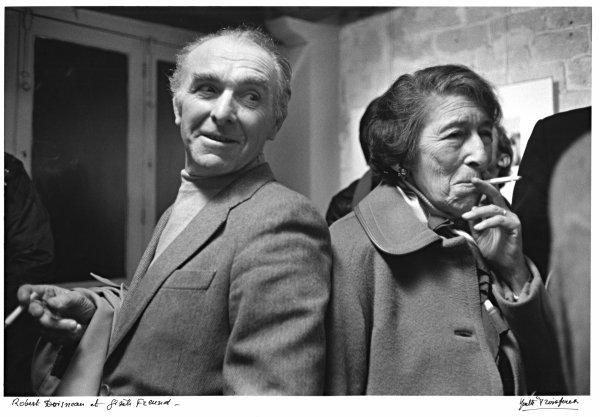 Hommage à Robert Doisneau    (1912-1994)