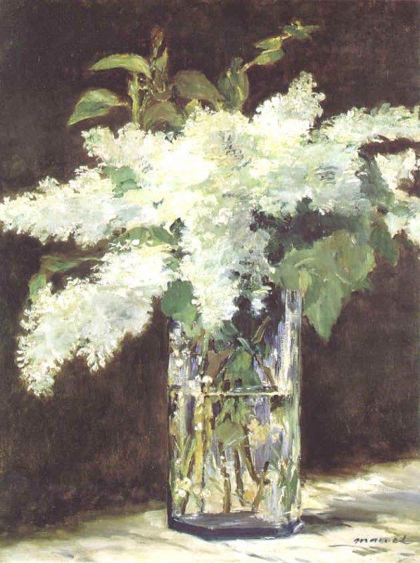 Le lilas en peinture