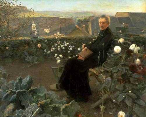 Aimez-vous, comme moi, les jardins de curé ?