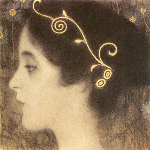 Hommage à Gustav Klimt  né le 14 juillet 1862   (1862-1918)