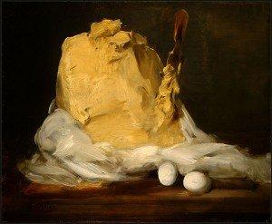 Ah le bon beurre ... !
