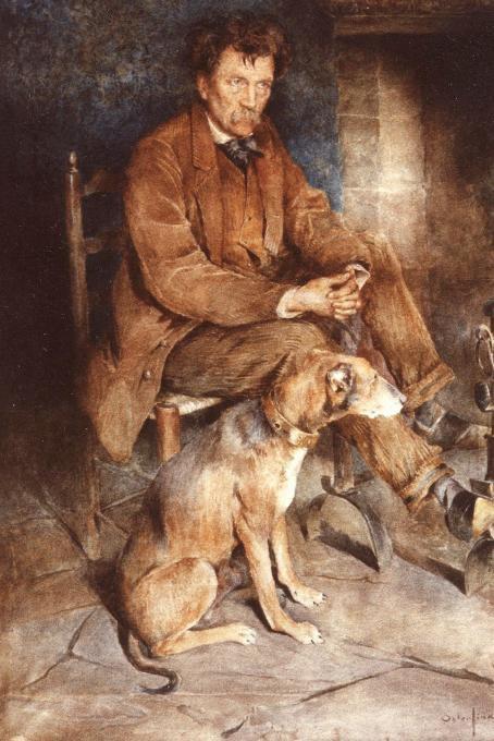 Un peu de poésie avec Maurice Rollinat  (1846-1903)