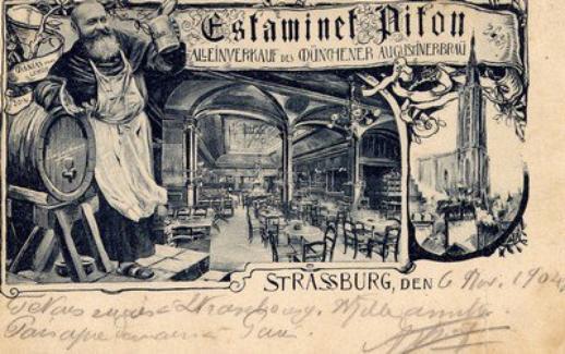 """Extrait de ma collection de cartes postales anciennes """"Ethnologie""""  Commerces"""