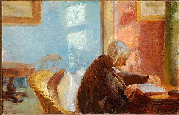 Anna Ancher née le 18 aout 1859 (1859-1935)
