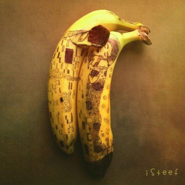 Banan'art... un art original...
