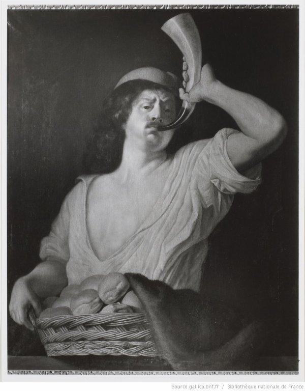 La corne du boulanger... vue par des peintres néerlandais